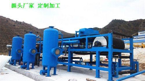 热电厂污泥脱水机